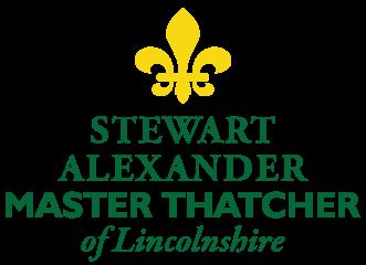 Stewart Alexander Master Thatcher of Lincolnshire